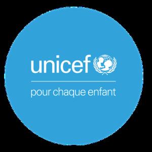 Logo_Unicef opération Les coureurs ont du coeur